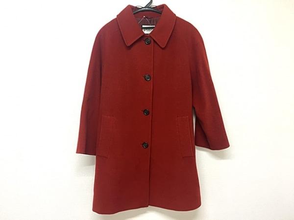 HERNO(ヘルノ) コート サイズ42 M レディース美品  ブラウン 冬物
