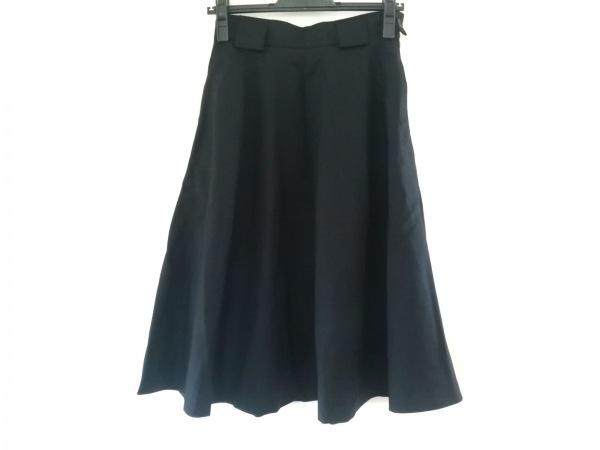 Shinzone(シンゾーン) スカート サイズ34 S レディース 黒