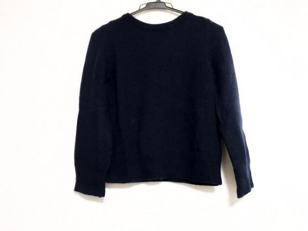 SOFIE D'HOORE(ソフィードール) 長袖セーター サイズ38 M レディース美品  ネイビー