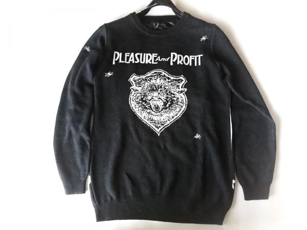 ARMED(アームド) 長袖セーター サイズ1 S レディース美品  黒×白×マルチ