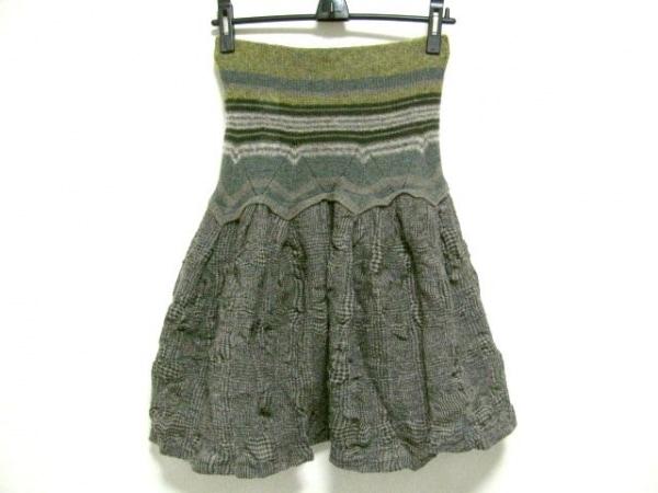 io comme io(イオコムイオ センソユニコ) スカート サイズ38 M レディース