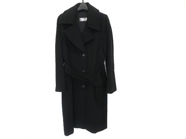 Max Mara(マックスマーラ) コート サイズ40 M レディース美品  黒 冬物