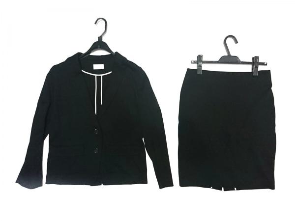 haunt(ハウント) スカートスーツ サイズ38 M レディース美品  黒