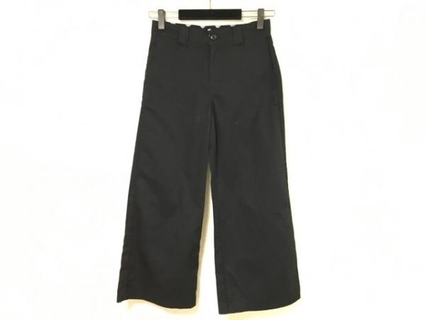 Dickies(ディッキーズ) パンツ サイズ27 M レディース 黒 ワイド