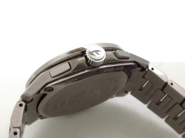 CASIO(カシオ) 腕時計 オシアナス OCW-T2500 メンズ 黒