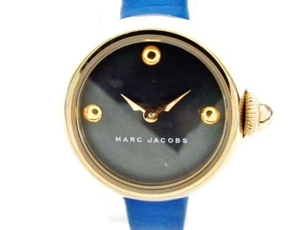 マークジェイコブス 腕時計 コートニー MJ1434 レディース 黒 1