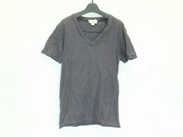 DIESEL(ディーゼル) 半袖Tシャツ サイズXS メンズ ダークグレー