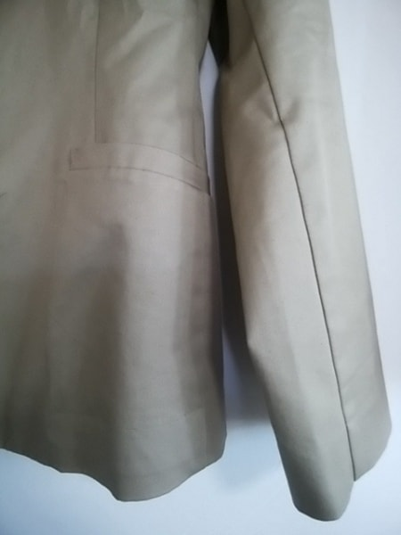 ナチュラルビューティー ベーシック スカートスーツ サイズL レディース ブラウン
