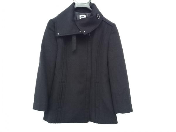 HIROKO BIS(ヒロコビス) コート サイズ9 M レディース美品  黒 冬物