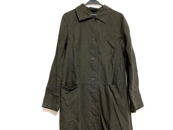 TABASA(タバサ) コート サイズ36 S レディース美品  カーキ 春・秋物