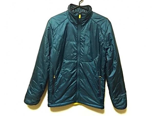 MERRELL(メレル) コート サイズS メンズ ダークグリーン×イエロー 冬物