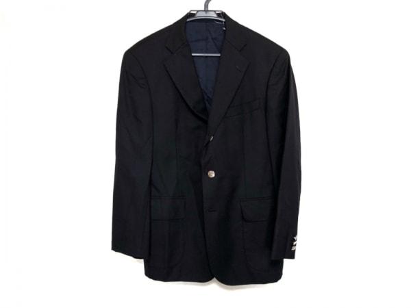 J.PRESS(ジェイプレス) ジャケット メンズ 黒 SOUTHERN PEAKS/肩パッド
