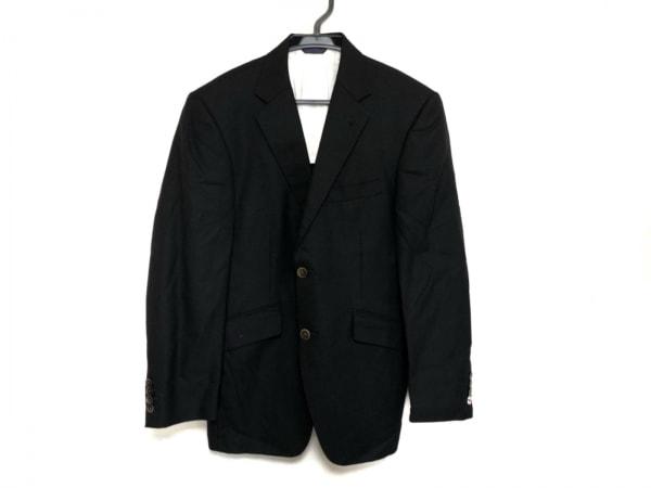 KENT&CURWEN(ケント&カーウェン) ジャケット メンズ美品  黒 肩パッド