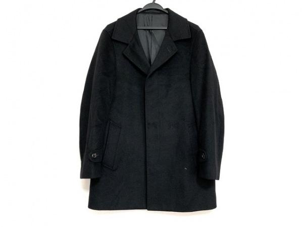 J.PRESS(ジェイプレス) コート サイズM メンズ美品  黒 冬物