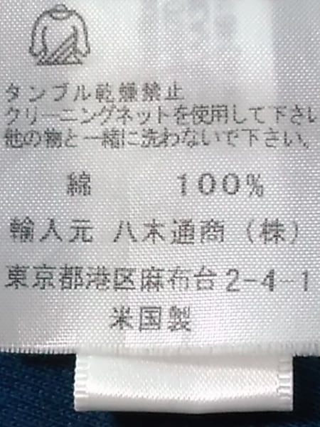 three dots(スリードッツ) ミニスカート サイズXS レディース ブルー