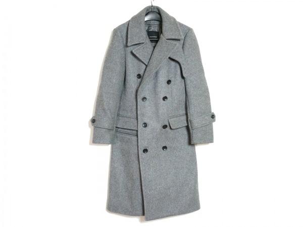 ムーンエイジデビルメント コート サイズ46 XL メンズ美品  グレー 冬物