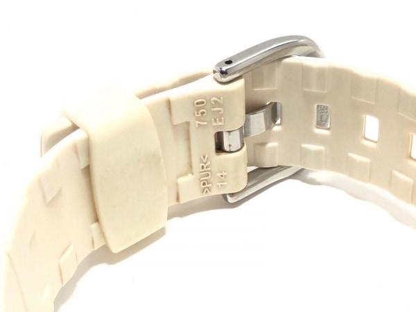 カシオ 腕時計 Baby-G マルチカラーダイアル BGA-116 レディース ラバーベルト/ハート