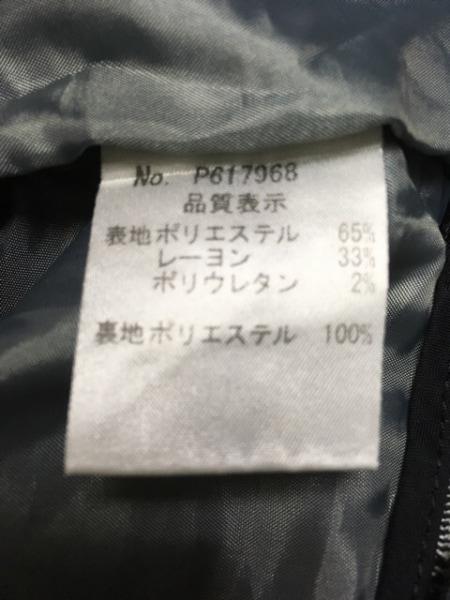 PICONE(ピッコーネ) パンツ サイズ38 S レディース グレー 千鳥格子