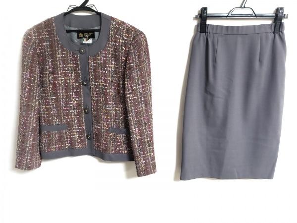 HARDY AMIES(ハーディエイミス) スカートスーツ サイズ9 M レディース美品