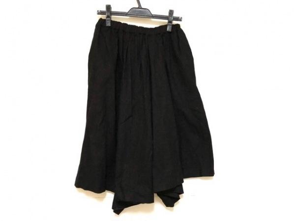 ブラックコムデギャルソン パンツ サイズXS レディース 黒 ウエストゴム