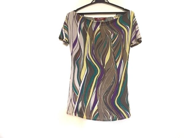 MAXMARA STUDIO(マックスマーラスタジオ) 半袖Tシャツ サイズM レディース