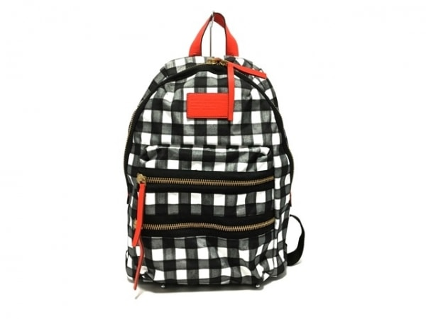 マークバイマークジェイコブス リュックサック美品  Domo Arigato Backpack M0003734