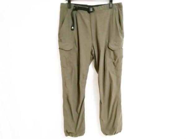 mont-bell(モンベル) パンツ サイズXLS メンズ カーキ