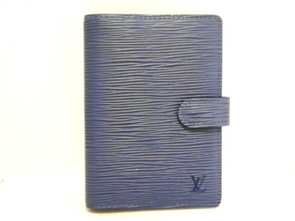 LOUIS VUITTON(ルイヴィトン) 手帳 エピ美品  アジェンダPM R2005G ミルティーユ