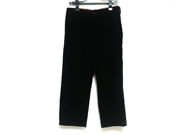 ALEXANDER McQUEEN(アレキサンダーマックイーン) パンツ メンズ美品  黒