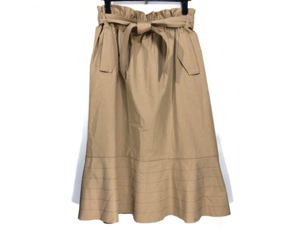 SONIARYKIEL(ソニアリキエル) スカート サイズ48 XL レディース ライトブラウン