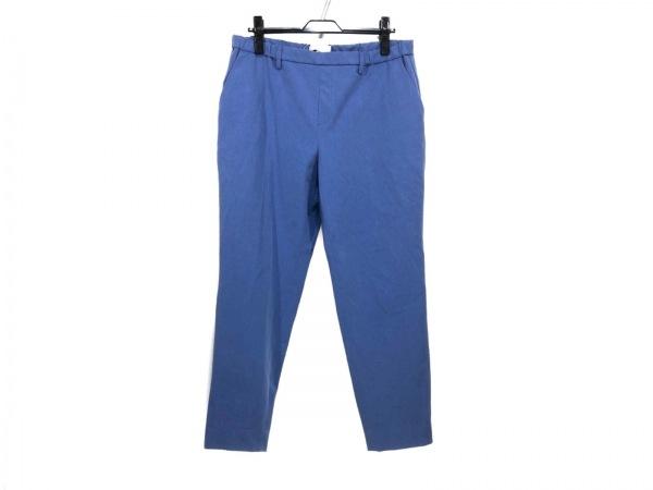 自由区/jiyuku(ジユウク) パンツ サイズ48 XL レディース ネイビー