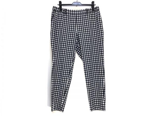 自由区/jiyuku(ジユウク) パンツ サイズ48 XL レディース 黒×白