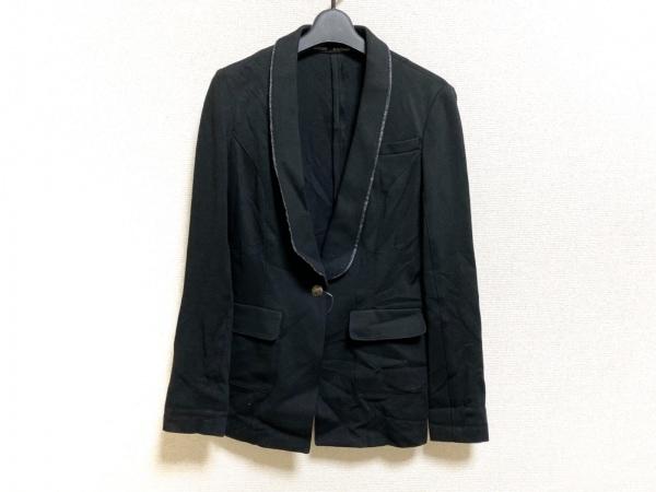 BALMAIN(バルマン) ジャケット レディース美品  黒
