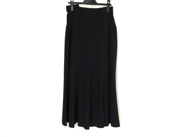 CHACOTT(チャコット) ロングスカート サイズM レディース 黒