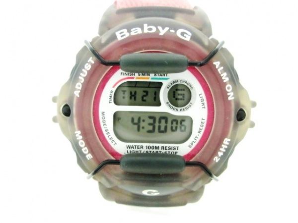 CASIO(カシオ) 腕時計新品同様  Baby-G BG-341 レディース 白