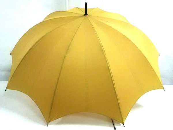 Sybilla(シビラ) 傘 イエロー 化学繊維