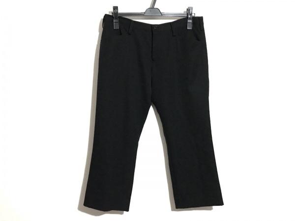 Y's Red Label(ワイズレッドレーベル) パンツ サイズ2 M レディース美品  黒
