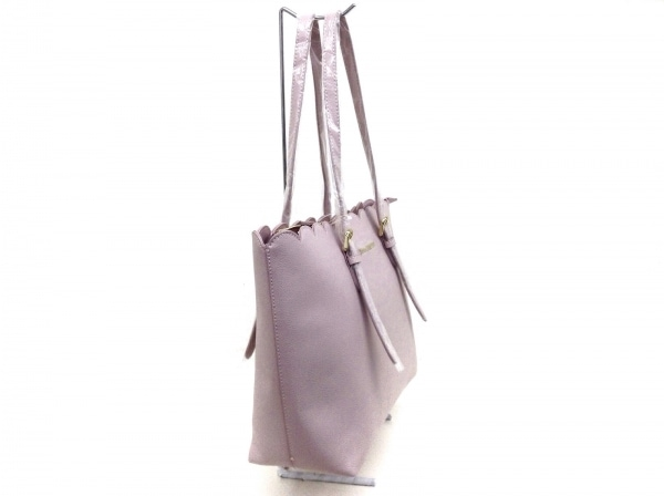 Maison de FLEUR(メゾンドフルール) ショルダーバッグ美品  ピンク 合皮