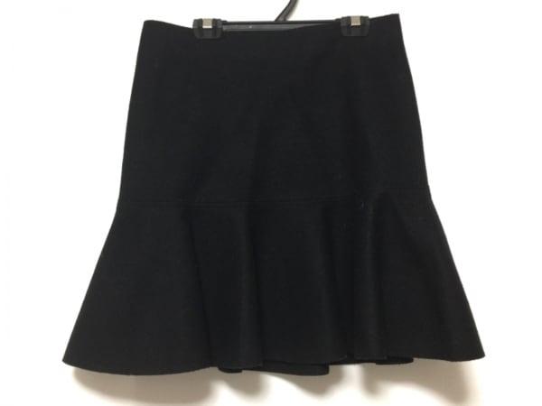 EMPORIOARMANI(エンポリオアルマーニ) ミニスカート レディース 黒