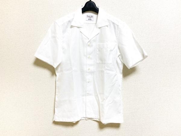 BRILLA(ブリラ) 半袖シャツ サイズM メンズ美品  白