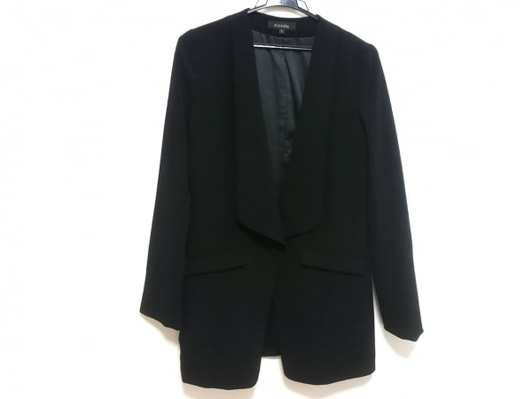rienda(リエンダ) コート サイズS レディース 黒 春・秋物