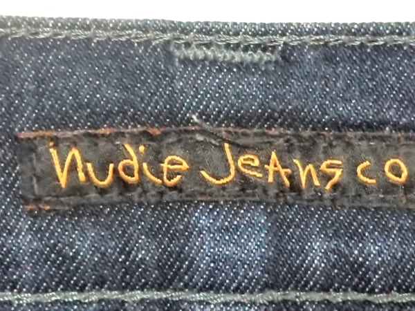NudieJeans(ヌーディージーンズ) ジーンズ サイズW 30L 32 レディース ネイビー