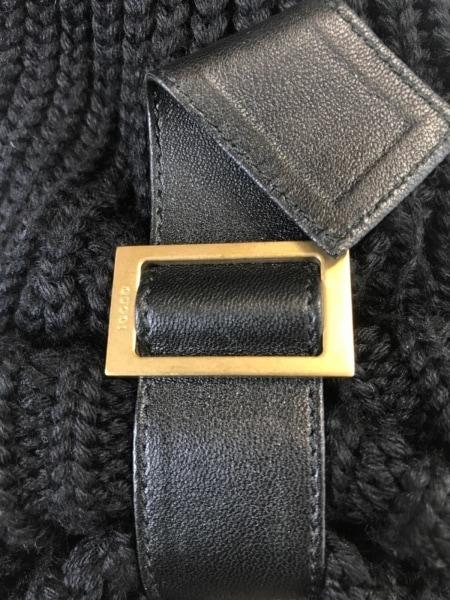 GUCCI(グッチ) 長袖セーター サイズXS レディース 黒