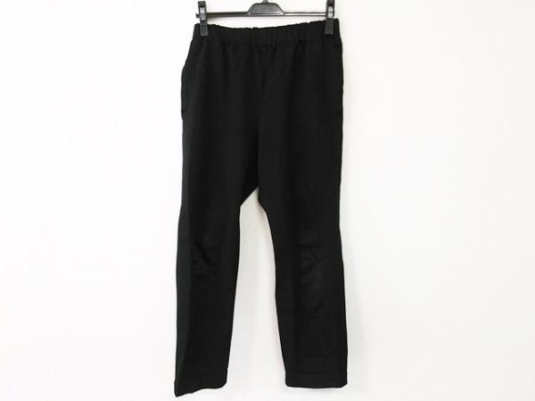 コムデギャルソン コムデギャルソン パンツ サイズXS レディース 黒 ウエストゴム
