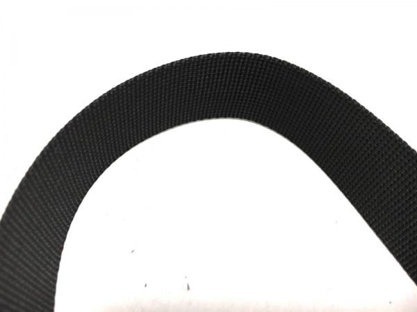 ヒステリックグラマー ショルダーバッグ美品  黒×レッド×マルチ ナイロン