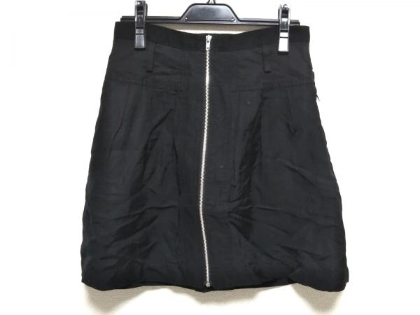 Paul+ PaulSmith(ポールスミスプラス) スカート サイズ40 L レディース美品  黒