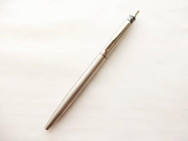 Pelikan(ペリカン) ボールペン美品  シルバー インクあり(青) 金属素材