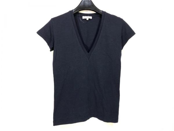 MADISON BLUE(マディソンブルー) 半袖Tシャツ サイズ0 XS レディース ネイビー