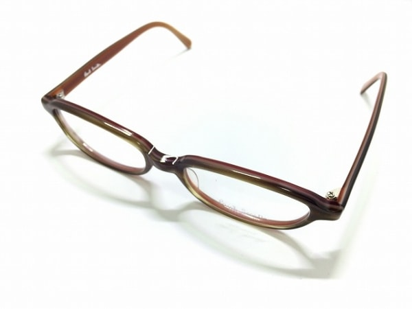 PaulSmith(ポールスミス) メガネ PS-231 クリア×カーキ プラスチック