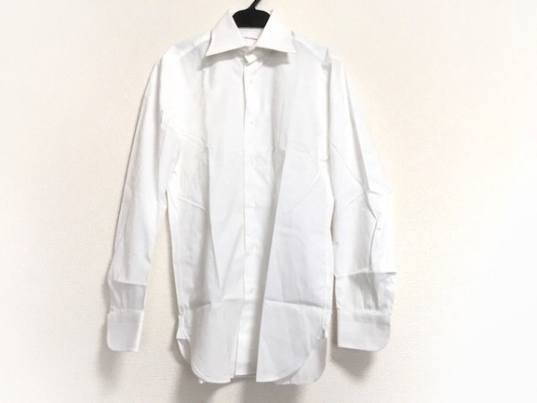 DRESSTERIOR(ドレステリア) 長袖シャツ サイズ37 メンズ 白